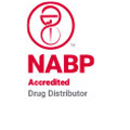 Distribuidor de medicamentos acreditado por la National Association of Boards of Pharmacy